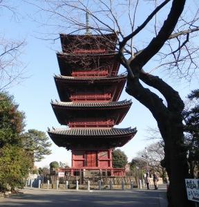 Honmonji Tempel