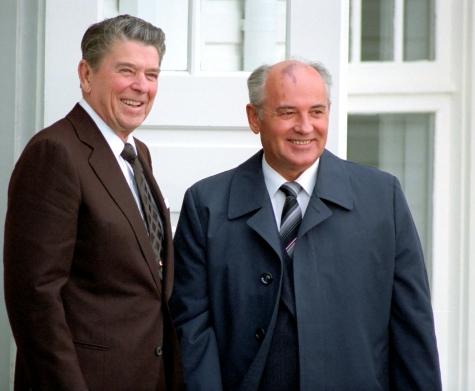reagan_gorbachev_arrive